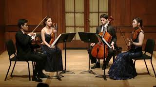 MENDELSSOHN Quartet No. 2 in A minor, Op. 13