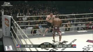 mirko cro cop filipovic vs muhammed king mo lawal knockout