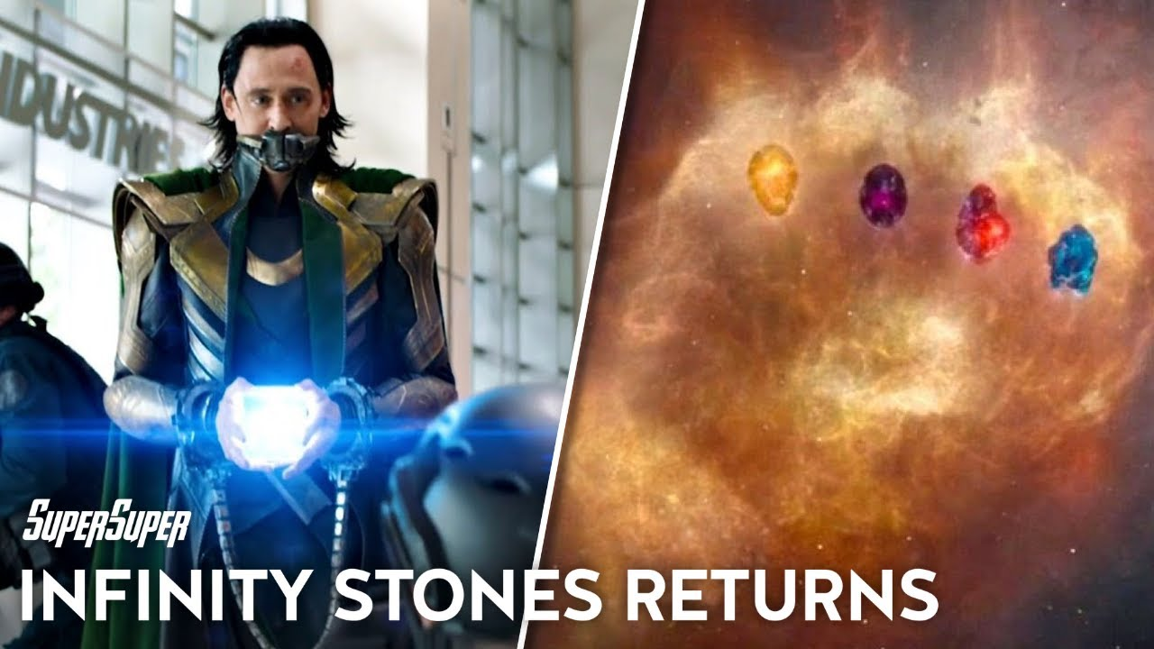 Infinity Stones Still Exist in MCU | SuperSuper