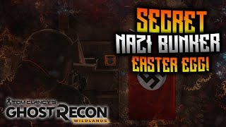 Ghost Recon Wildlands - SECRET Nazi Hideout Bunker Easter Egg