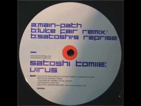 satoshi tomiie virus luke fair remix