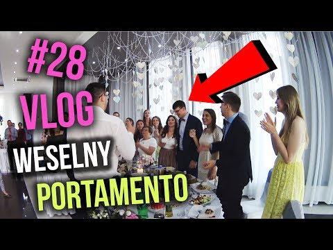 Portamento Cover Band - Vlog #28 - Wesele Cristal
