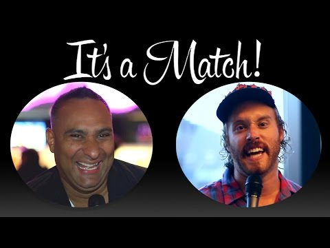 Comedians Fail at Tinder (feat. Russell Peters, T.J. Miller, and More) | Mashable