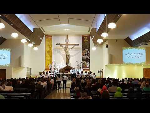 Dubai Videos HD - St. Mary's Church Dubai