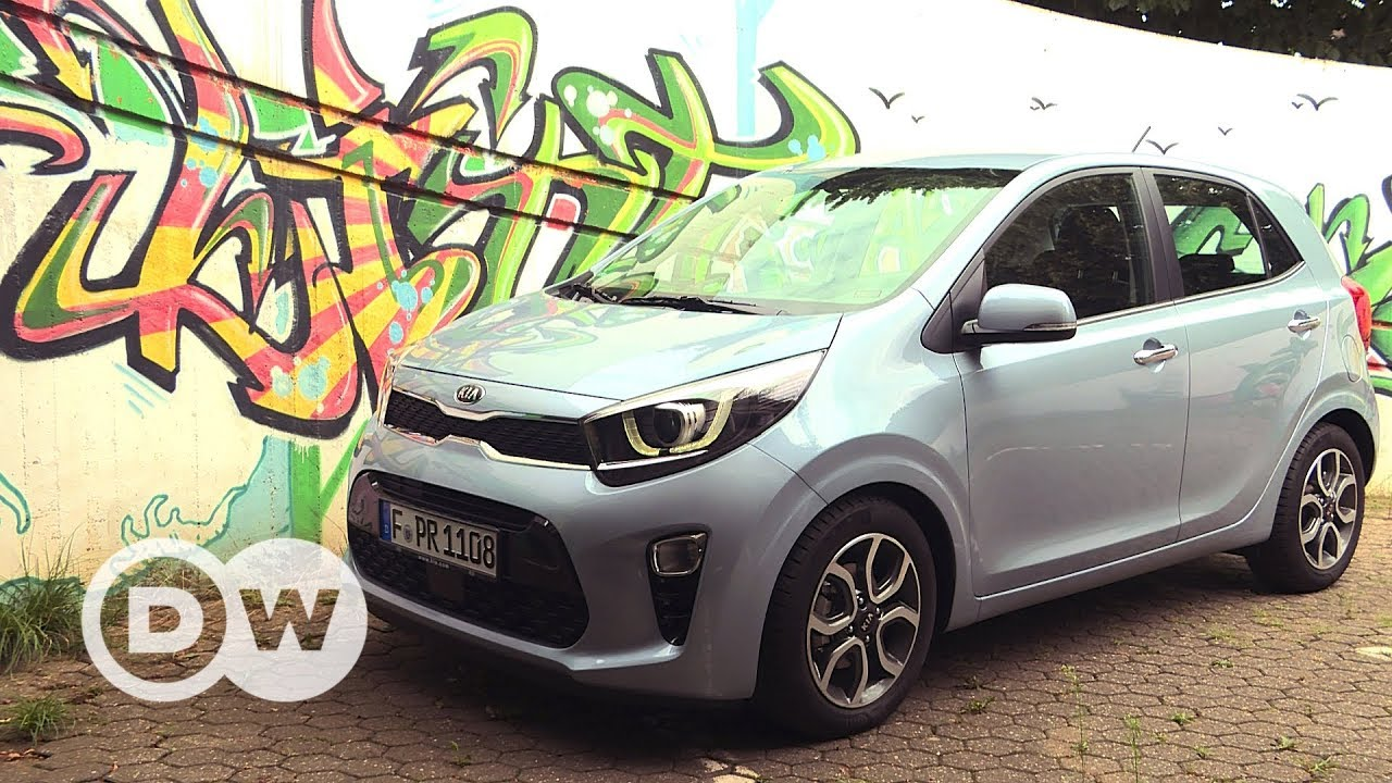 Small But Classy Kia Picanto Dw English Youtube