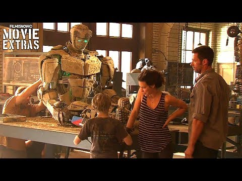 Download Youtube: Go Behind the Scenes of Real Steel (2011)