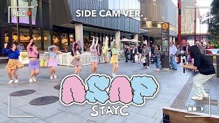 [KPOP IN PUBLIC CHALLENGE] STAYC (스테이씨) 'ASAP' Dance Cover Side Cam Ver.
