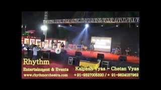 Charar Charar Maru Chakdol Chale by Kalpesh Vyas of Rhythm Orchestra