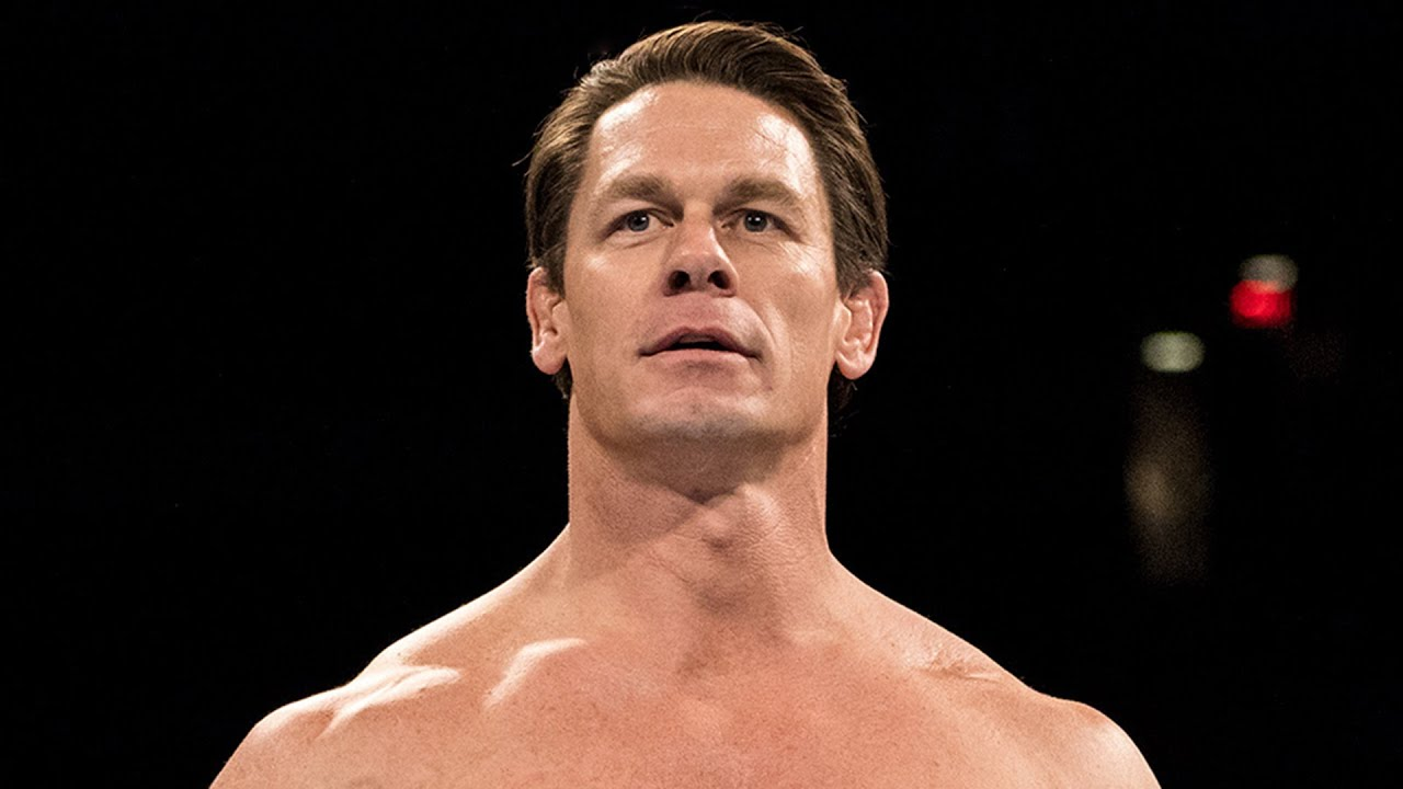 John Cena reveals new hairstyle in Mandarin video message