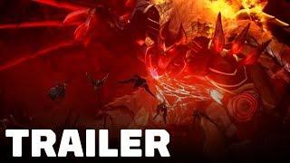 God Eater 3 - Opening Intro Animation Sneak Peek