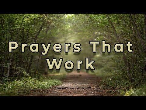 sermon image for Prayers that Work