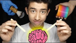 ASMR giving you a braingasm