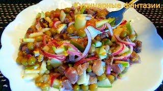 Потрясающе Вкусный Салат с Селедочкой! Простые и быстрые рецепты