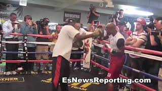 Who Wins Mayweather vs Pacquiao 2 EsNews Boxing