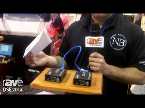 DSE 2014: North American Cable Equipment Presents Its CableTronix HD VD Extender