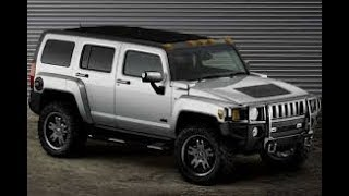 Review Hummer H 4 2018