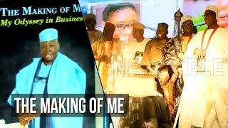 Oladele Fajemirokun Officially Unveils Book