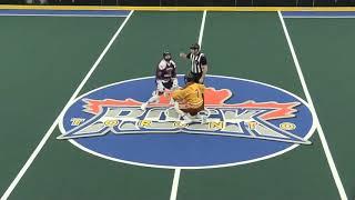 Toronto Monarchs vs Oshawa Outlaws Dec 21  ALL Arenalacrosseleague