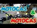 Canal do Coruja - Praça do Atlético a mil - Encontro de motos - Motovlog Comic