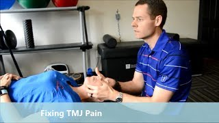 Jaw Pain (TMJ)... Better, Faster!