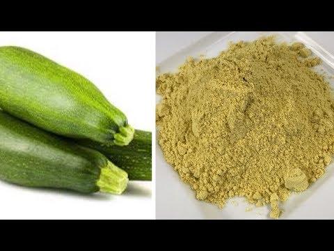 zucchini-flour