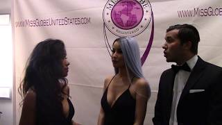 Interview with Ms. Lisa Opie and Mr. Fran Orban at Miss Globe United States 2017