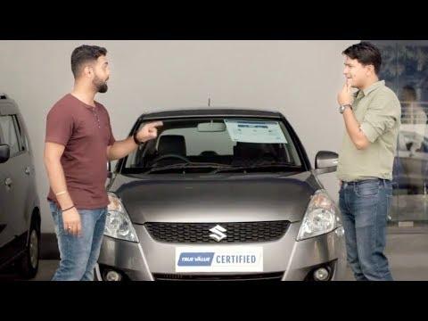Maruti Suzuki True Value - Buying Pre-Owned Cars