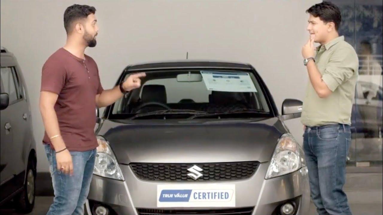 Maruti Suzuki True Value Buying Pre Owned Cars