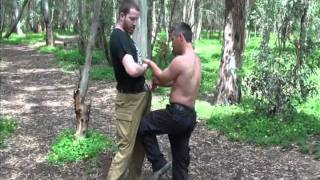 Knife Seminar April 2011 - Russian Style RMA Obereg.  Рукопашный бой
