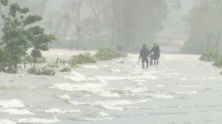Hà Tĩnh: Nhiều địa phương bị chia cắt vì nước lũ và sạt lở đất