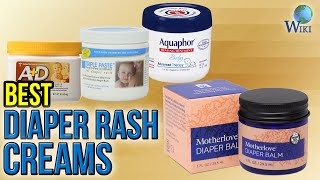 10 Best Diaper Rash Creams 2017