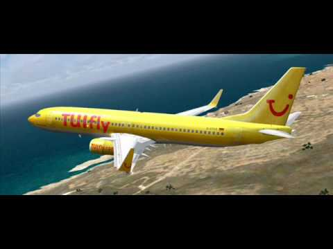 Tuifly Song (Touch The Sky)