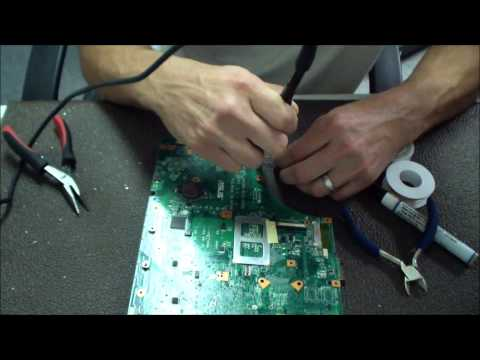 how to clean a motherboard of dust