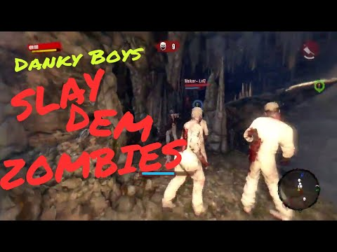 Danky Boys Play Dead Island | Part 2