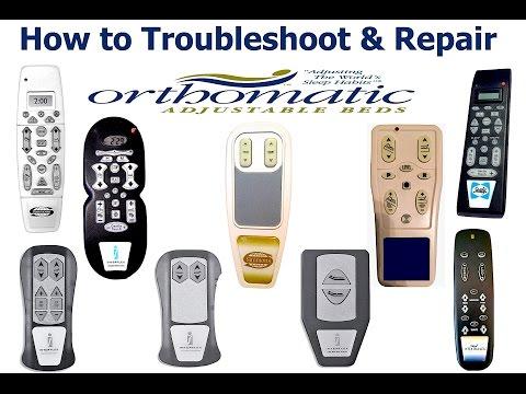 Tempurpedic Vs Sleep Number >> Ergomotion, Tempurpedic Adjustable Bed Motor Troublesho ...