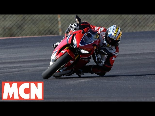 2017 Honda Fireblade and SP | First Ride | Motorcyclenews.com