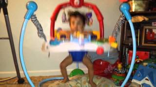 Baby Dancing to Hindi Worship Song