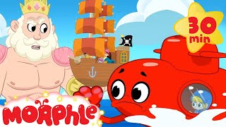 My Red Submarine - Morphle's Ocean Adventure   Cartoons for Kids   Mila and Morphle