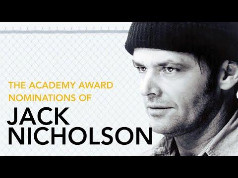 Jack Nicholson   All Oscar Nominations