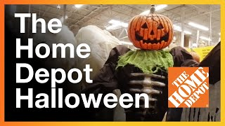 Halloween Decorations at The Home Depot 2019 - In-Store Walkthrough, Animatronics & Toys