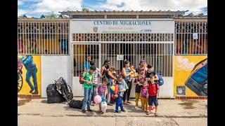 Centro de Migraciones, hogar de paso en atención integral a población migrante en la frontera.