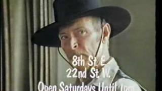 Lee Van Cleef & Jack Palance for Midas Muffler 1981