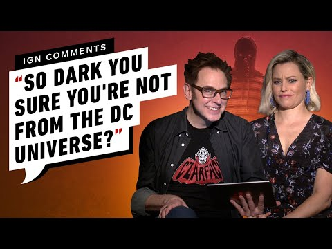 James Gunn and Elizabeth Banks Respond to IGN Comments