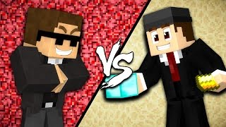 Evil Admin vs. Good Admin - Minecraft