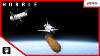Kerbal Space Program | Hubble