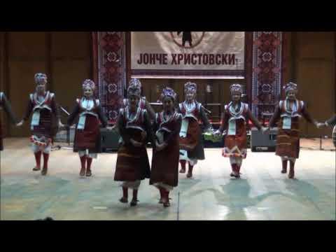 "Ensemble ""Jonce Hristovski"" - Skopje, Macedonia 15 years Jubilee concert"