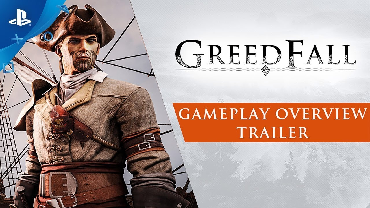 GreedFall is an RPG where you can fight enemies and fu