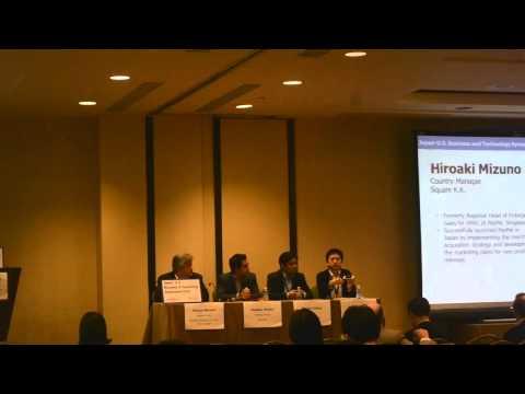 Japan-U.S. Business & Technology Symposium 2014: Information Technology