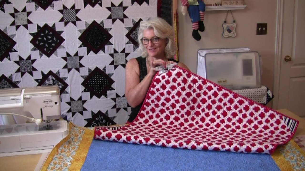 How To Label Your Quilts The Modern Way Or The Old Way