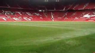Melhor estadio do mundo Old Trafford